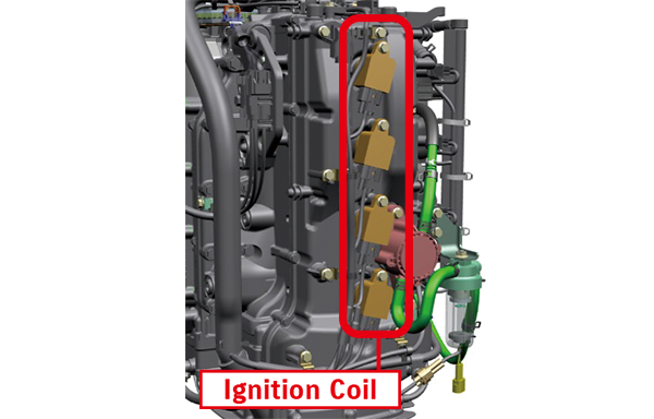 Diagram of Direct Ignition