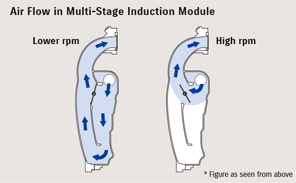 Diagram of Multi-Stage Induction (MSI)