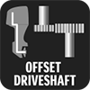 OFFSET DRIVESHAFT