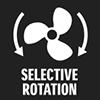 SELECTIVE ROTATION