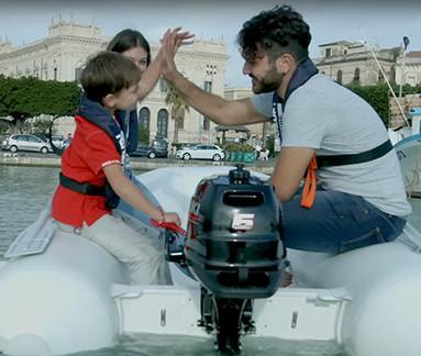 Suzuki Outboard DF6A/5A/4A promotion video
