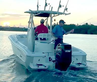 Suzuki Outboard Motor DF175AP/150AP