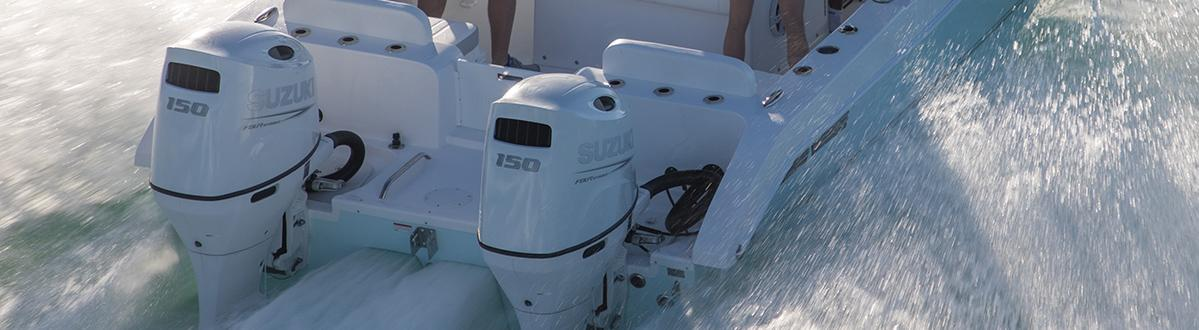 Picture of boat using DF175A/DF150A