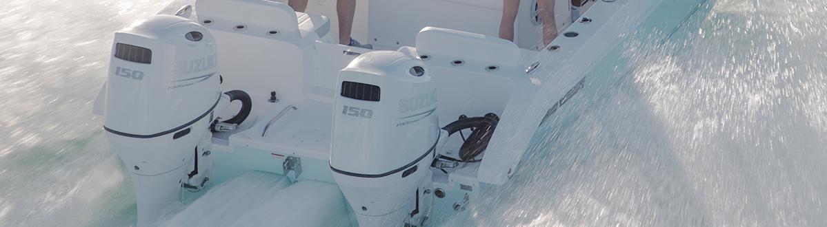 Picture of boat using DF175AP/DF150AP