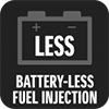 BATTERY-LESS ELECTRONIC FUEL INJECTION