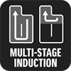 MULTI-STAGE INDUCTION